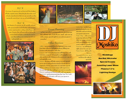 Brochures Printing & Designing Services in Northridge CA